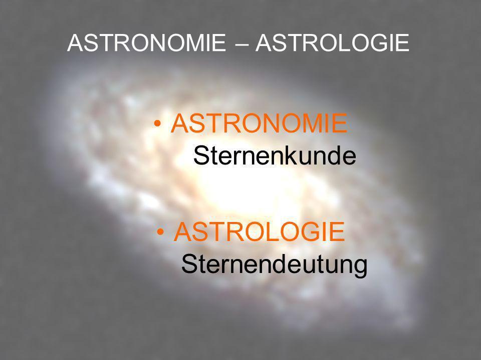 Maßeinheiten Lichtjahr : Weg, den das Licht in einem Jahr zurücklegt Parsec :Eine gebräuchliche astronomische Entfernungseinheit.