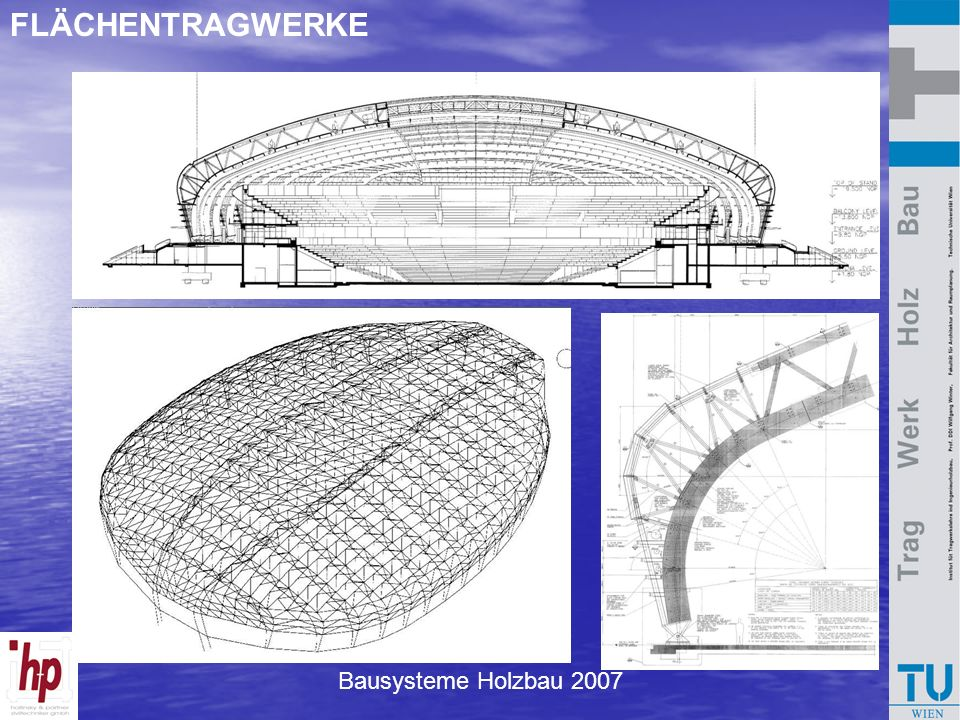 Bausysteme Holzbau 2007 FLÄCHENTRAGWERKE