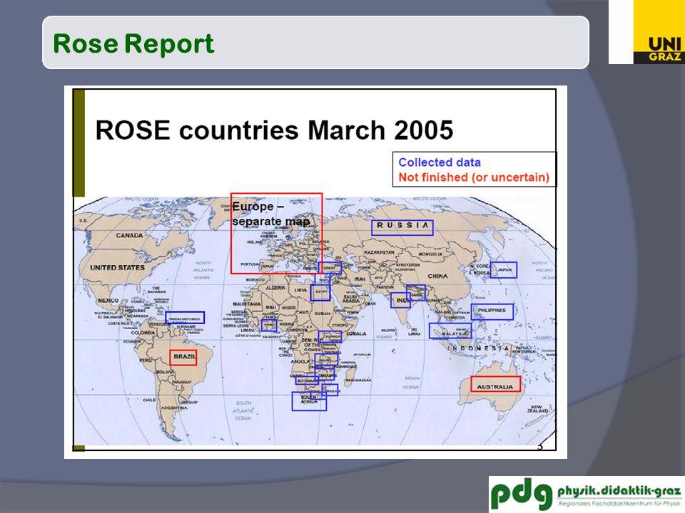 Rose Report