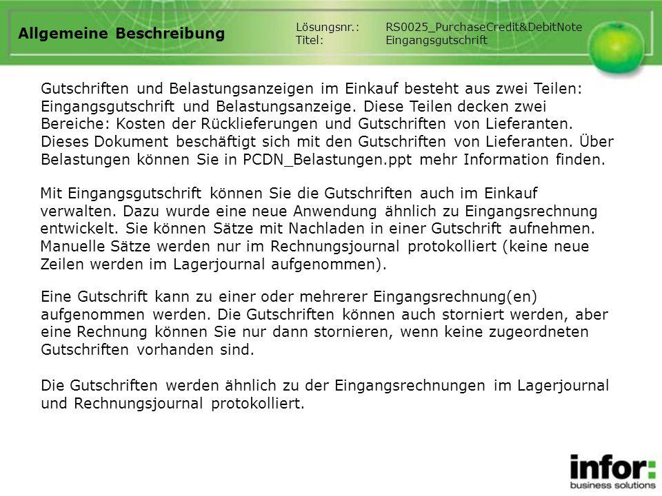 1.Neue Rechnungsjournalsätze (in 6.3 mit BA 6) 1.