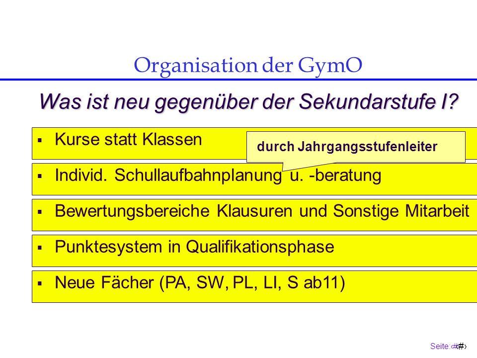 Seite:16 16 Versetzungsordnung 5 im Kernfachbereich (D,M,fortgef.FS): Versetzung nur bei Ausgleich durch eine 3 im Kernfachbereich .