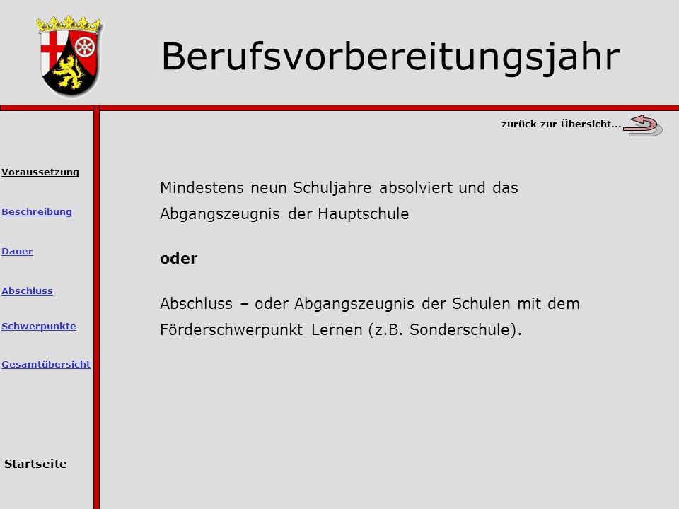 Zweijähriger Bildungsgang in Teilzeitform.Duale Berufsoberschule Dauer zurück zur Übersicht...
