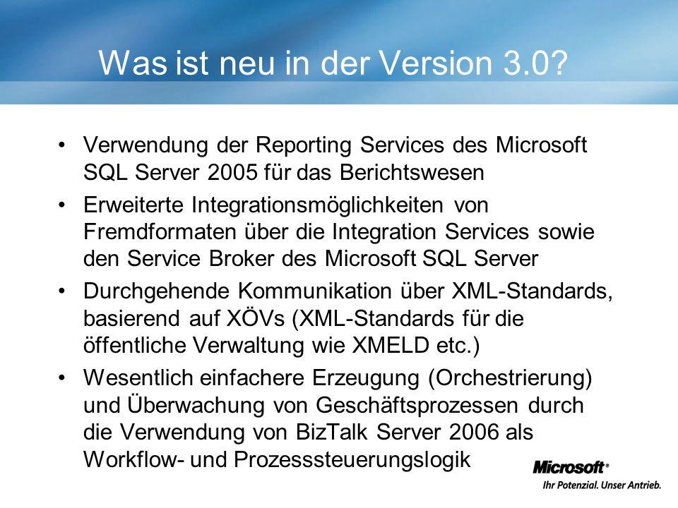 Was ist neu in der Version 3.0.