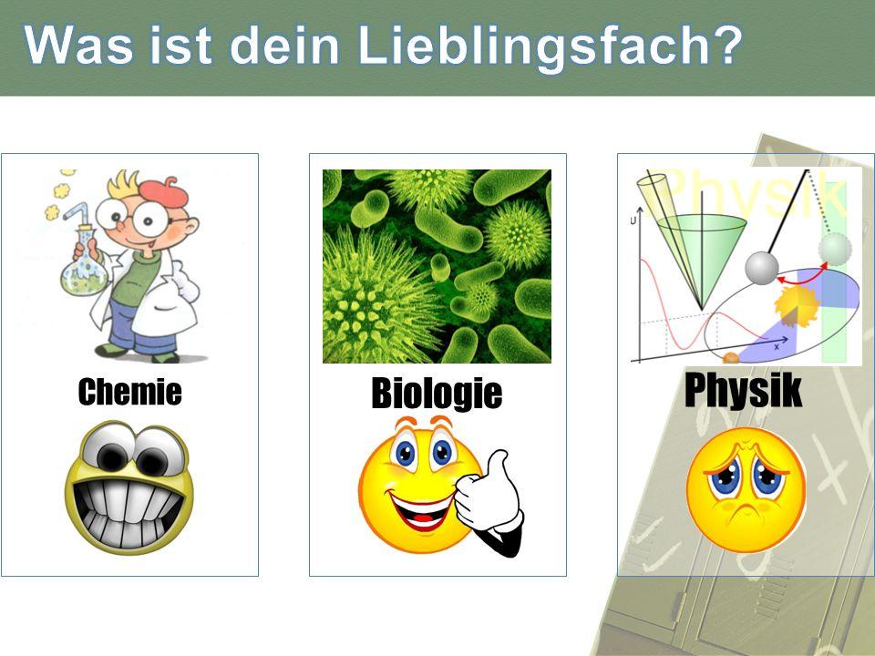 Chemie Biologie Physik