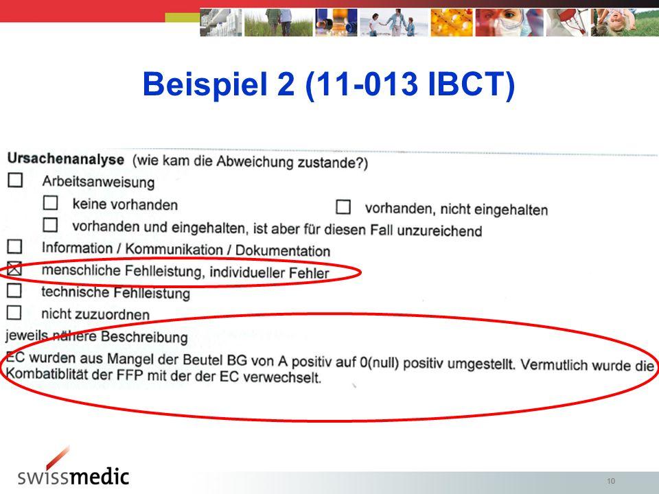 10 Beispiel 2 (11-013 IBCT)