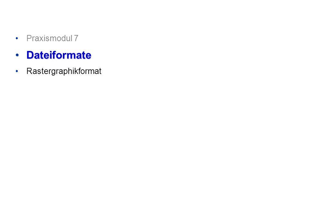 Programmieren und Problemlösen © Institut für Computational Science, ETH Zürich Datenformate: Beispiele verschiedener Kategorien Text Anwendungen Grafik Zahlen Ganze Zahlen Gleitkommazahlen Rastergrafik Vektorgrafik Praktisch keine Standards ASCII Unicode z.B.