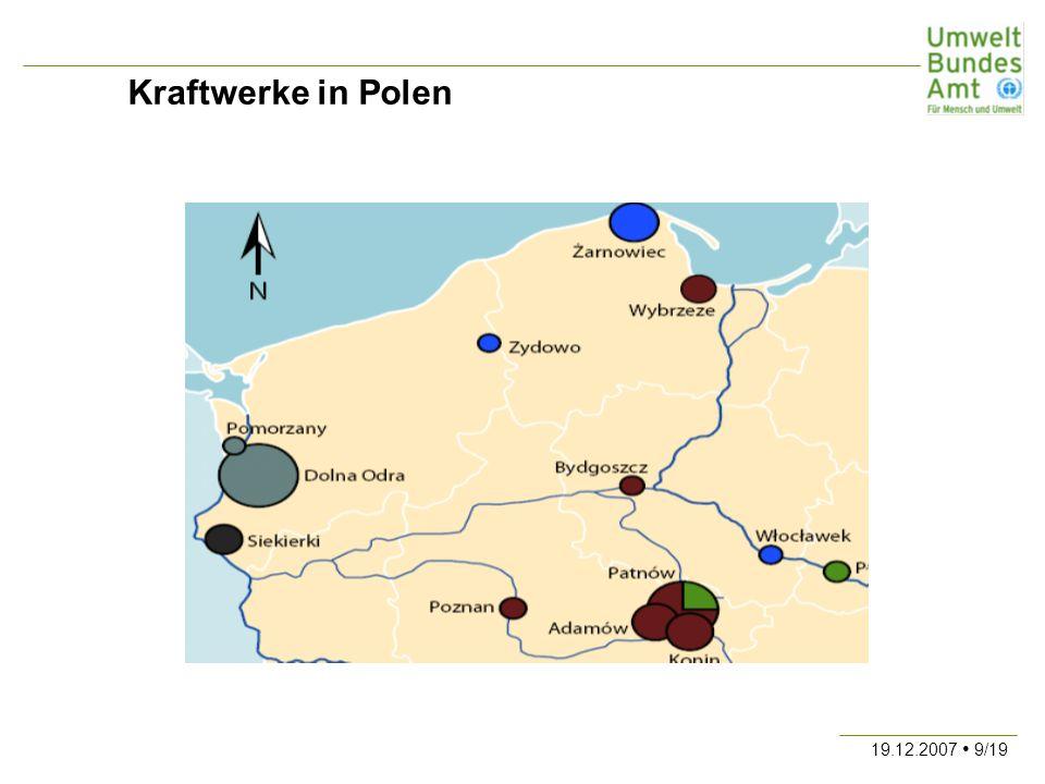 19.12.2007 9/19 Kraftwerke in Polen
