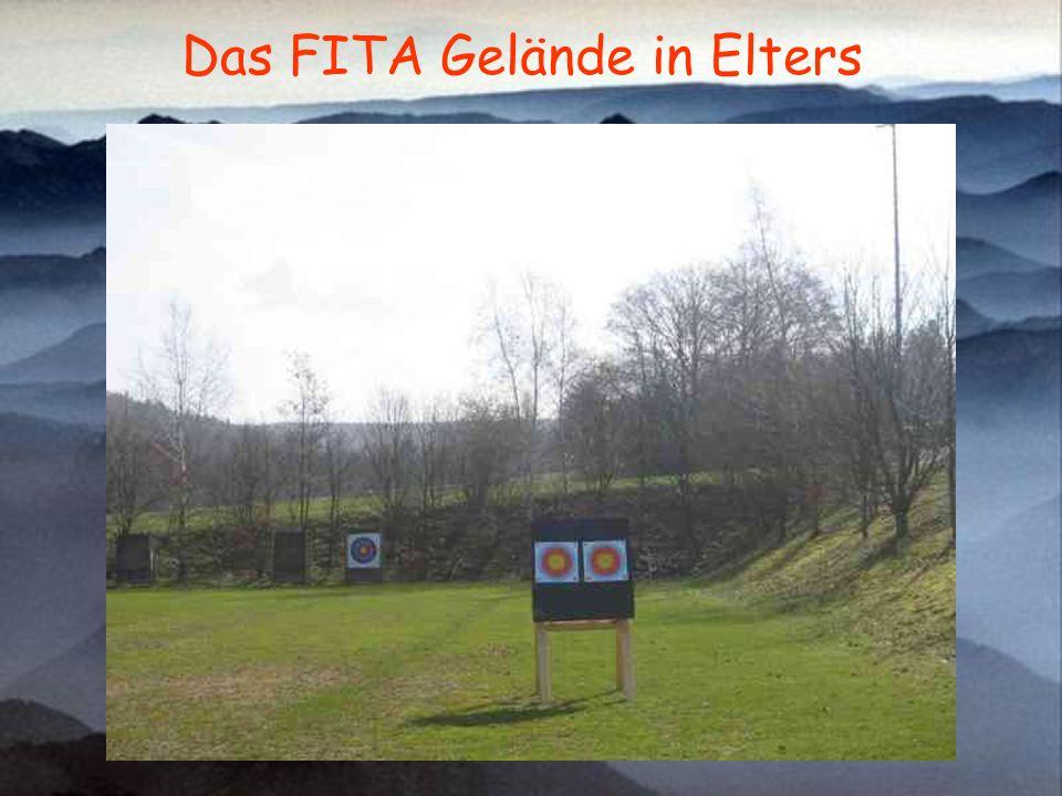 Das FITA Gelände in Elters