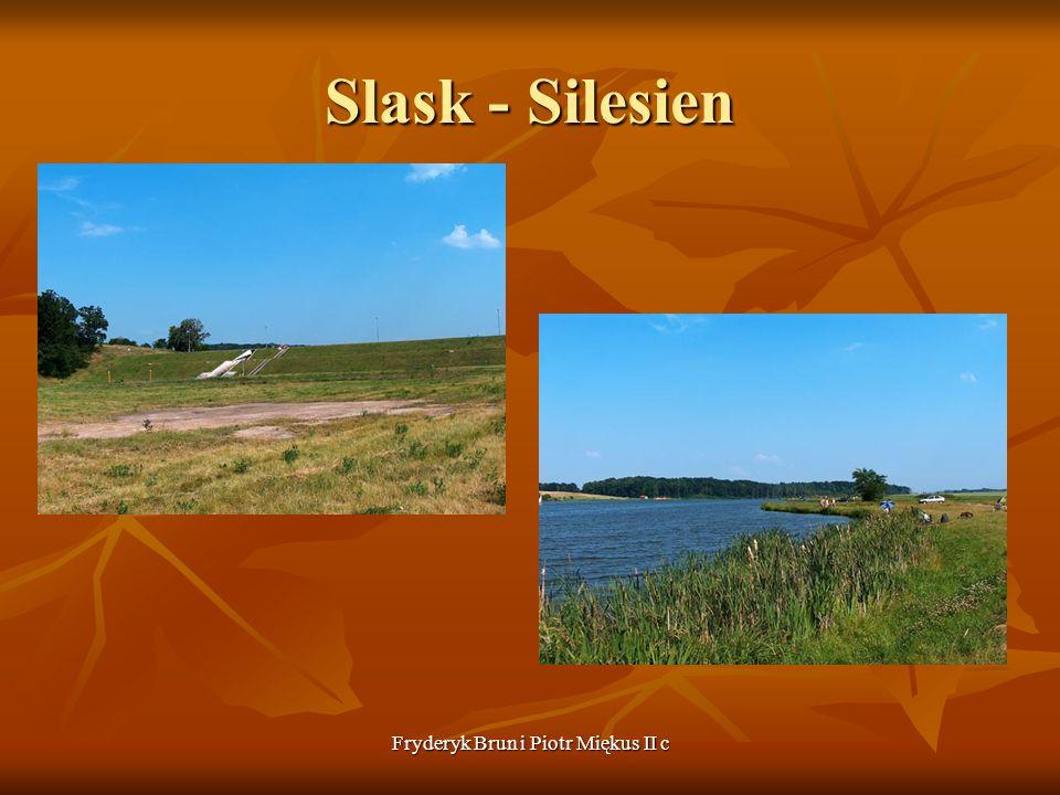 Fryderyk Brun i Piotr Miękus II c Slask - Silesien