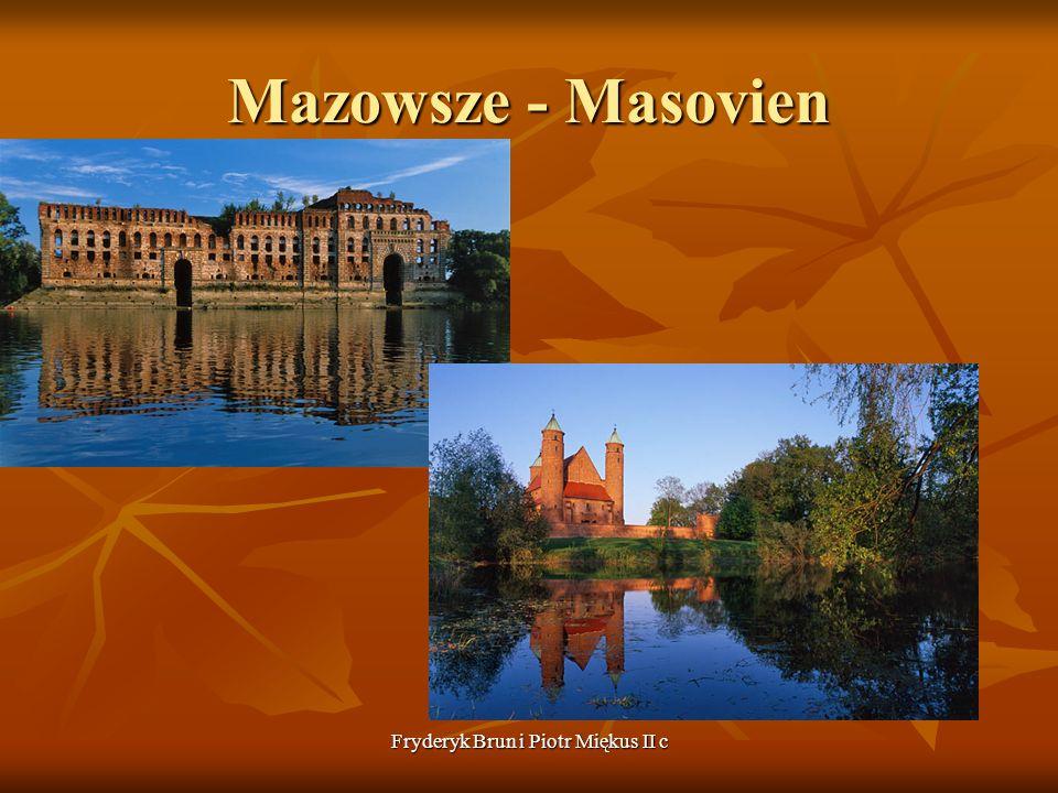 Fryderyk Brun i Piotr Miękus II c Mazowsze - Masovien