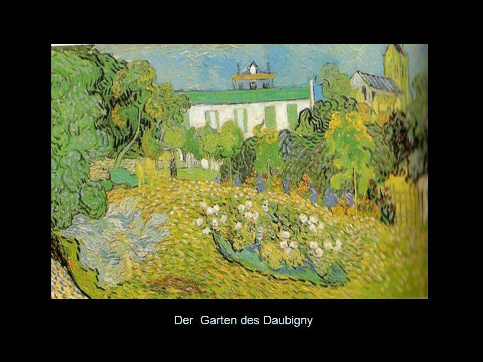 Der Garten des Daubigny
