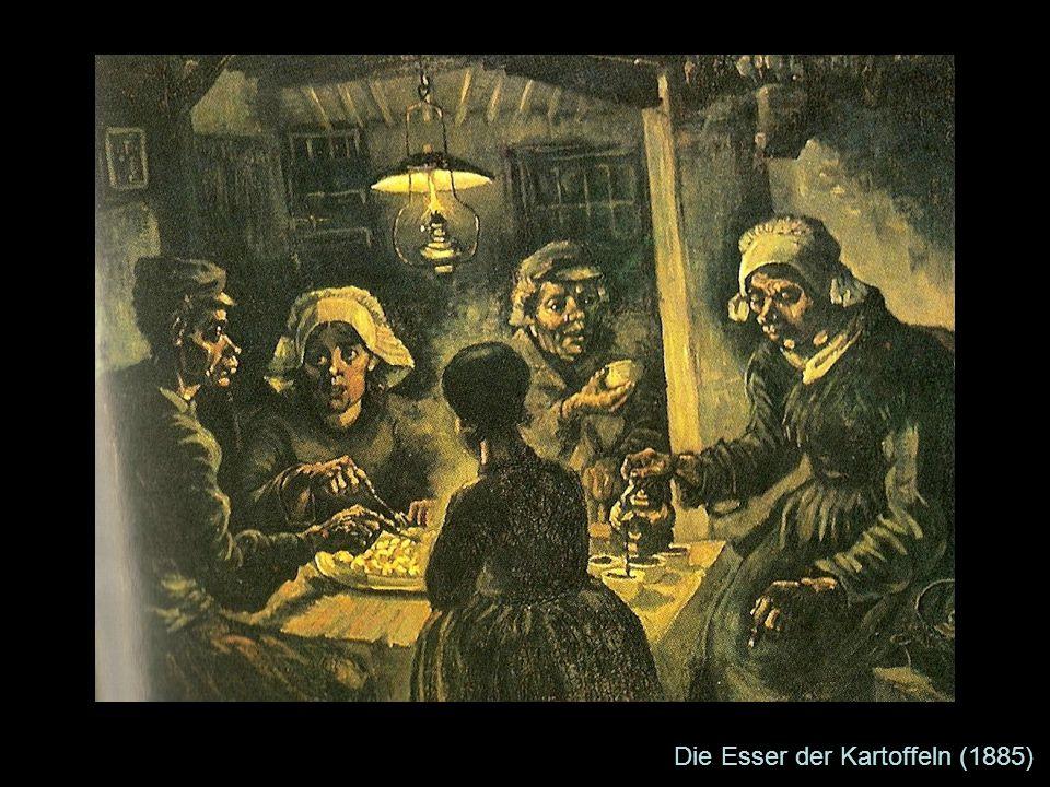 Die Esser der Kartoffeln (1885)