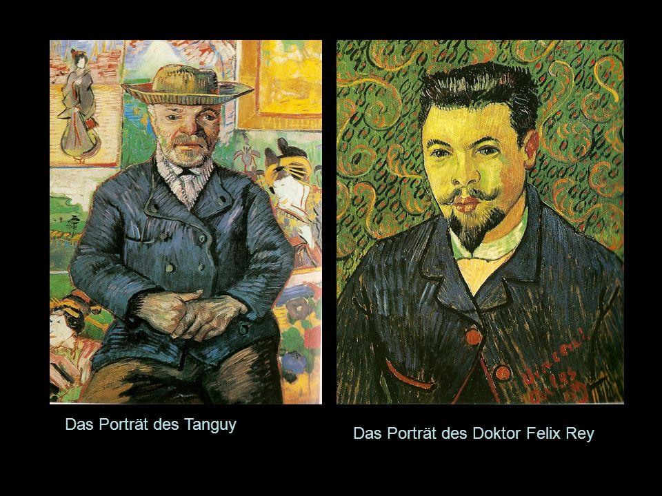 Das Porträt des Doktor Felix Rey Das Porträt des Tanguy