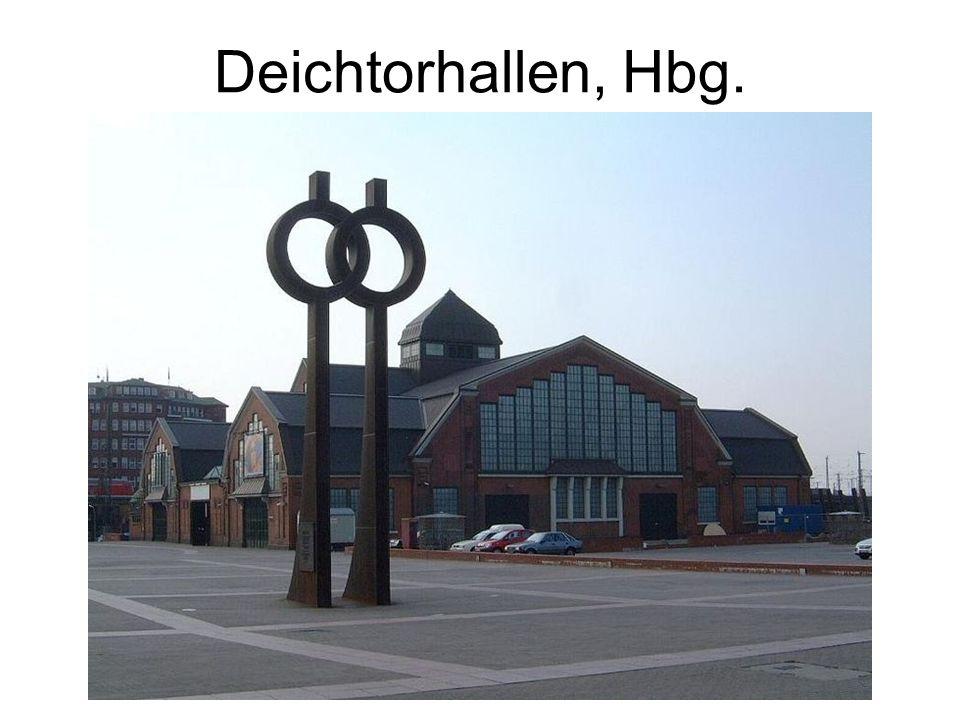 Deichtorhallen, Hbg.