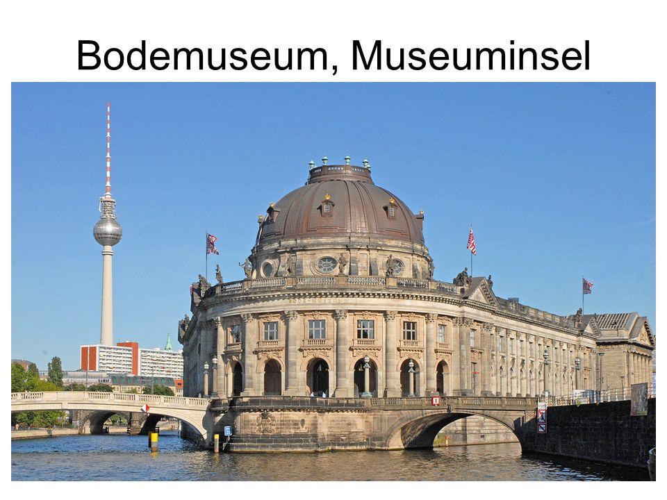 Bodemuseum, Museuminsel