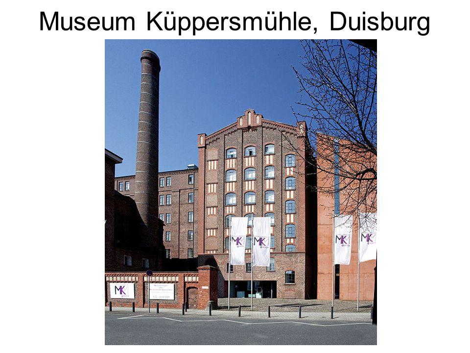 Museum Küppersmühle, Duisburg