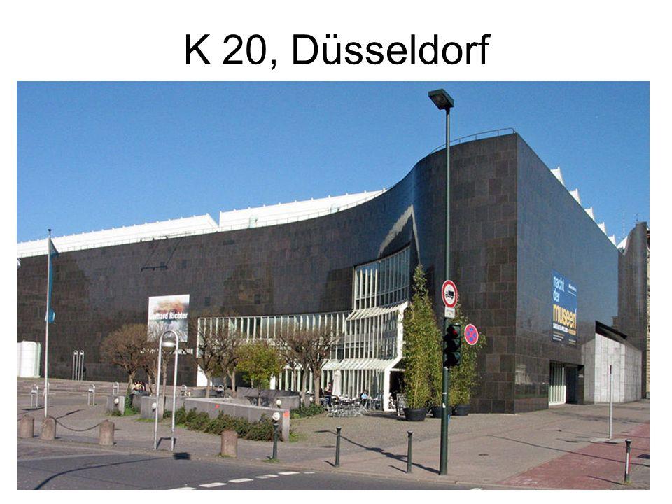 K 20, Düsseldorf