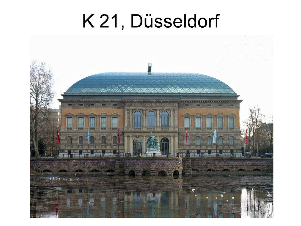 K 21, Düsseldorf