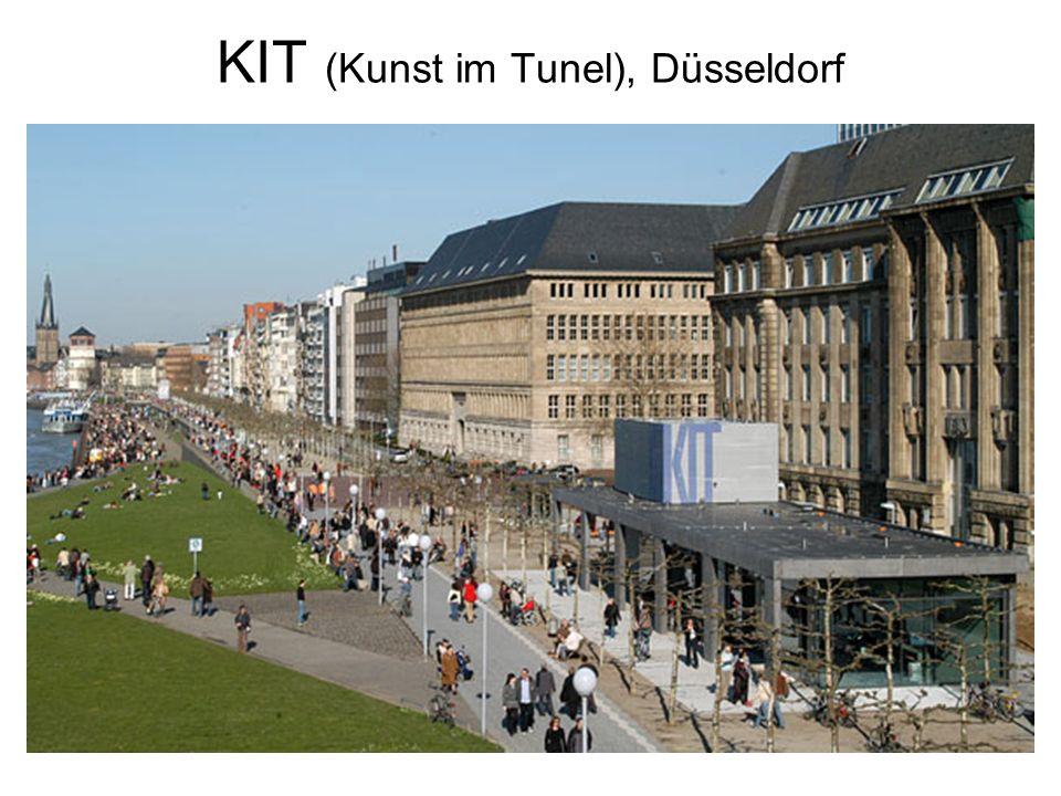KIT (Kunst im Tunel), Düsseldorf