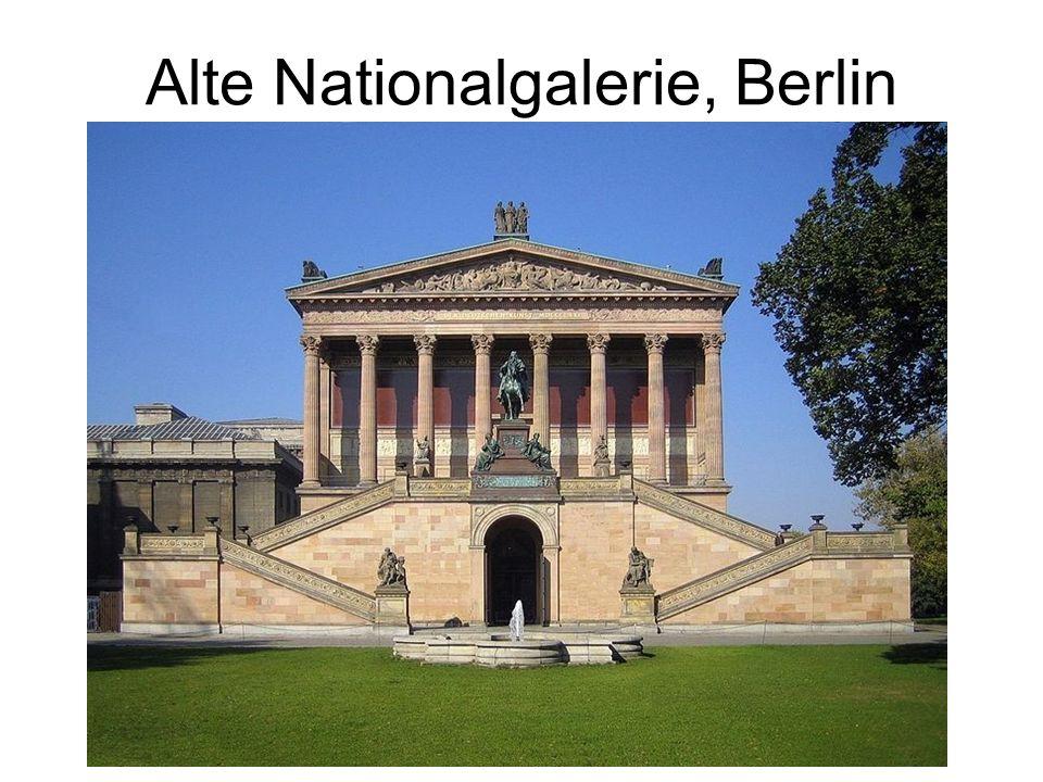 Neue Nationalgalerie, Berlin