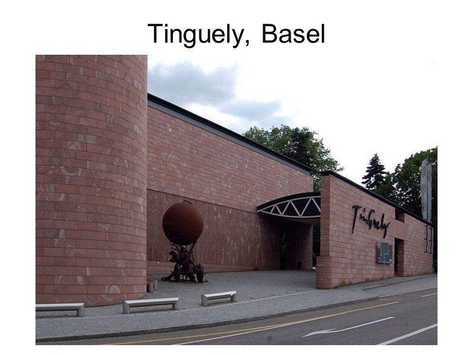Tinguely, Basel