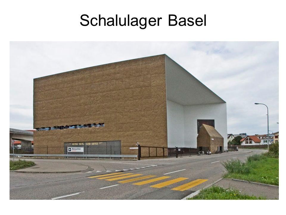 Schalulager Basel