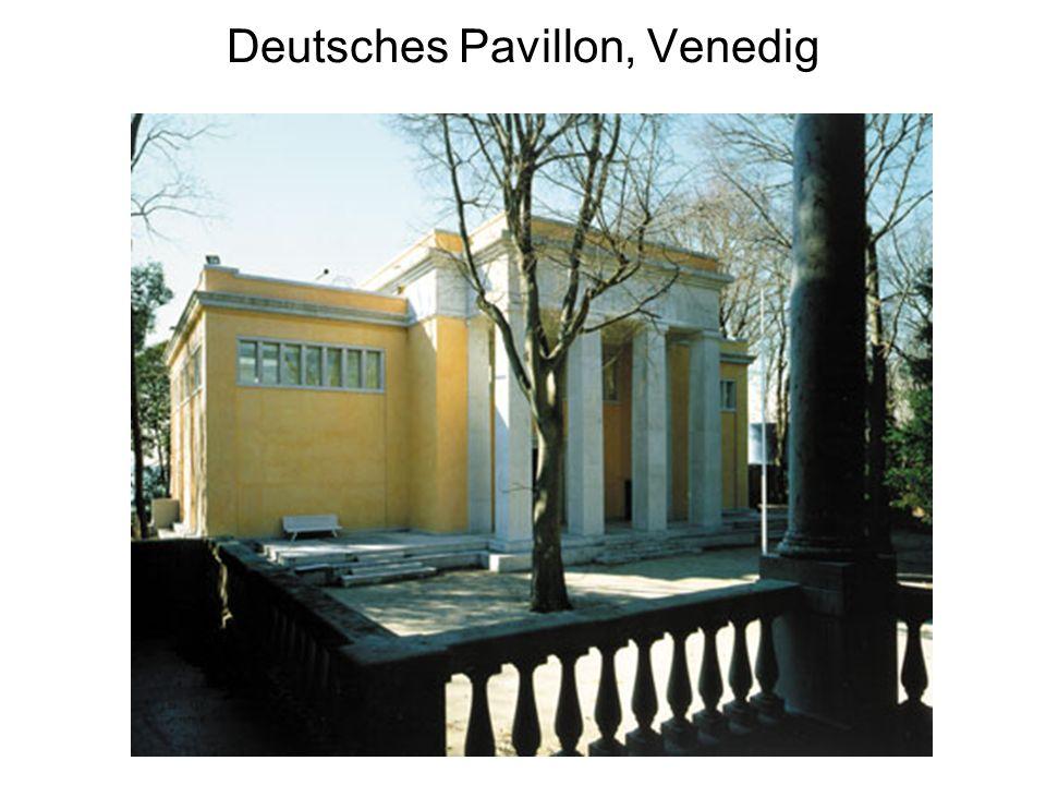 Deutsches Pavillon, Venedig