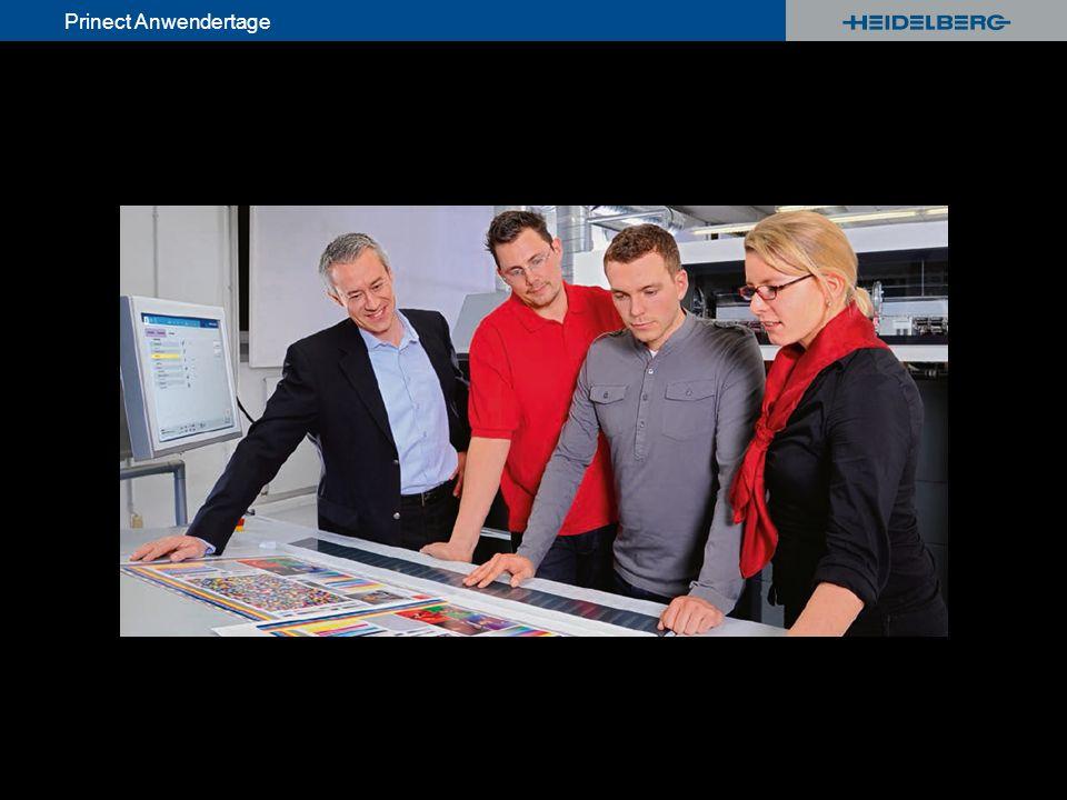 © Heidelberger Druckmaschinen AG Kurt Fuchsenthaler November 2013 2 Prinect Anwendertage