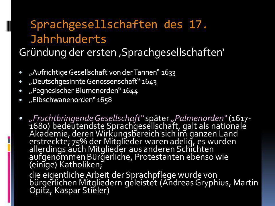 Deutschland entwickelt ein neues Sprachbewusstsein deutscher Kulturpatriotismus Notwendigkeit einer Sprachreform von nationaler Geltung wächst Sicheru