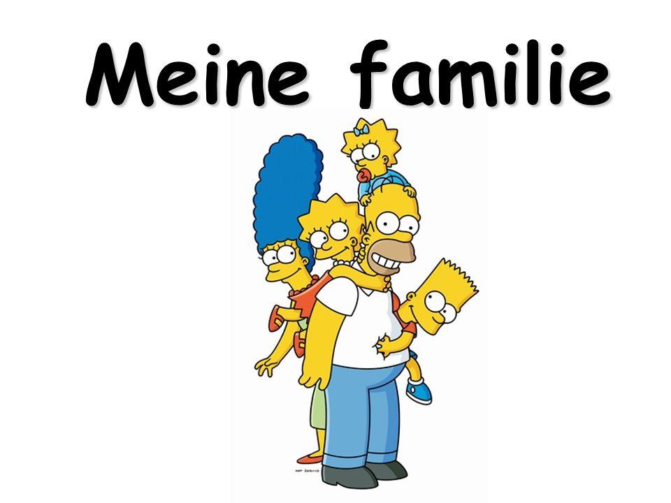 BruderSchwester Vater mother grandad Großmutter OnkelTante CousinCousine Masculine – Der (the) Feminine – Die (the) GrandmaDadsisteraunt uncle brothercousin