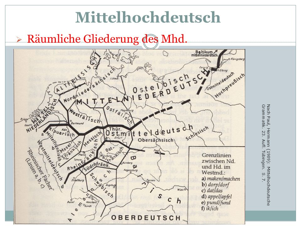 3. Zeitraum Mittelhochdeutsche Literatur (1050- 1346) О.А. Радченко, МГПУ 32 3.1. frühmhd. Literatur (ca. 1050-1150), z.B. Annolied, Bibeldichtung, Ph
