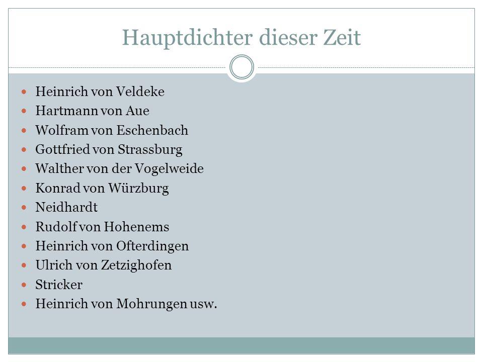 33 Mittelhochdeutsch Räumliche Gliederung des Mhd. Nach Paul, Hermann (1989): Mittelhochdeutsche Grammatik. 23. Aufl. Tübingen. S. 7.