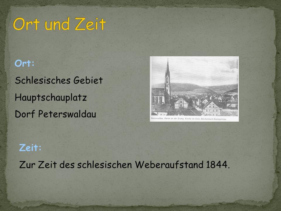 Ort und Zeit Personen Inhalt Hintergrund Sprache