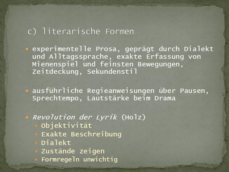 Stoff: o Tod seiner ersten Frau, Minna; von ihr stammt Sohn Tobias Bahnwärter Thiel heiratet ein 2.