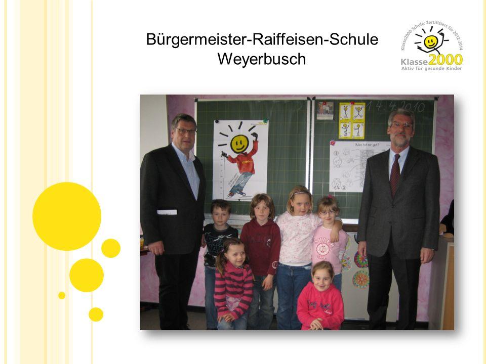 Bürgermeister-Raiffeisen-Schule Weyerbusch