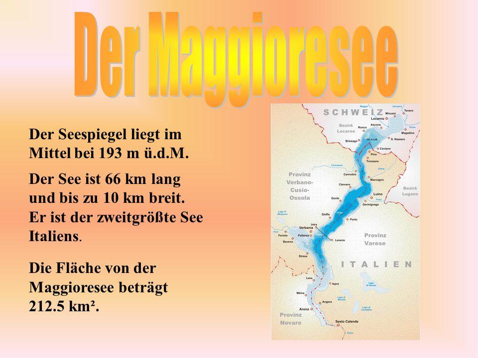 Der Iseosee ist der viertgrößte Voralpensee und der sechstgrößte in Italien. Er liegt im Osten der Provinz Bergamo. Seine Oberfläche beträgt 60,65 km²