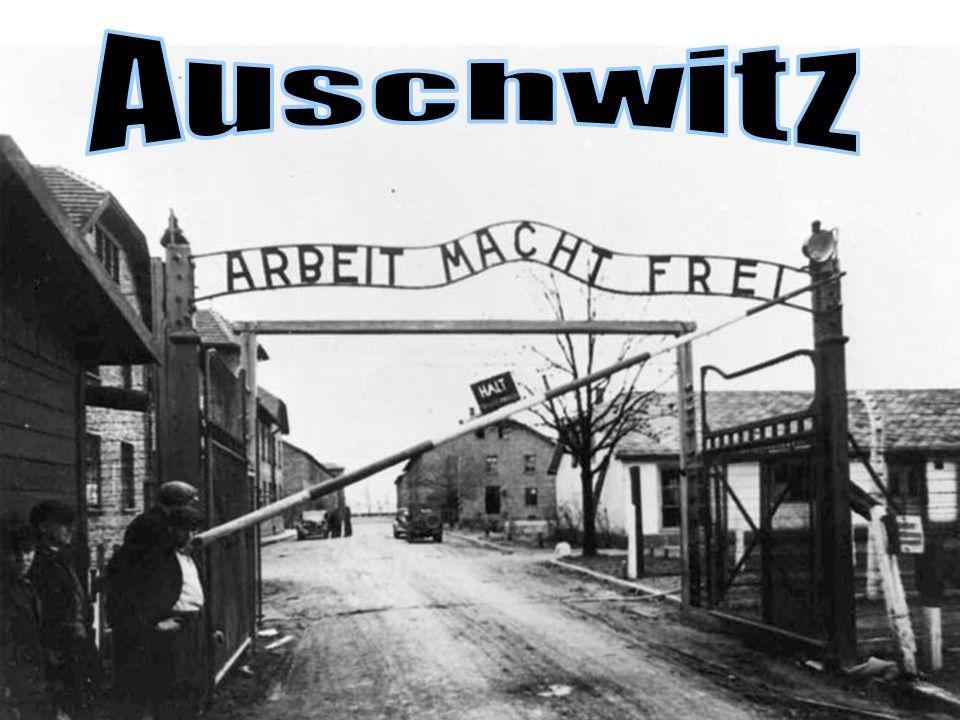 Auschwitz liegt östlich von Katowice.Das Lager entstand in der Mitte des Jahres 1940.