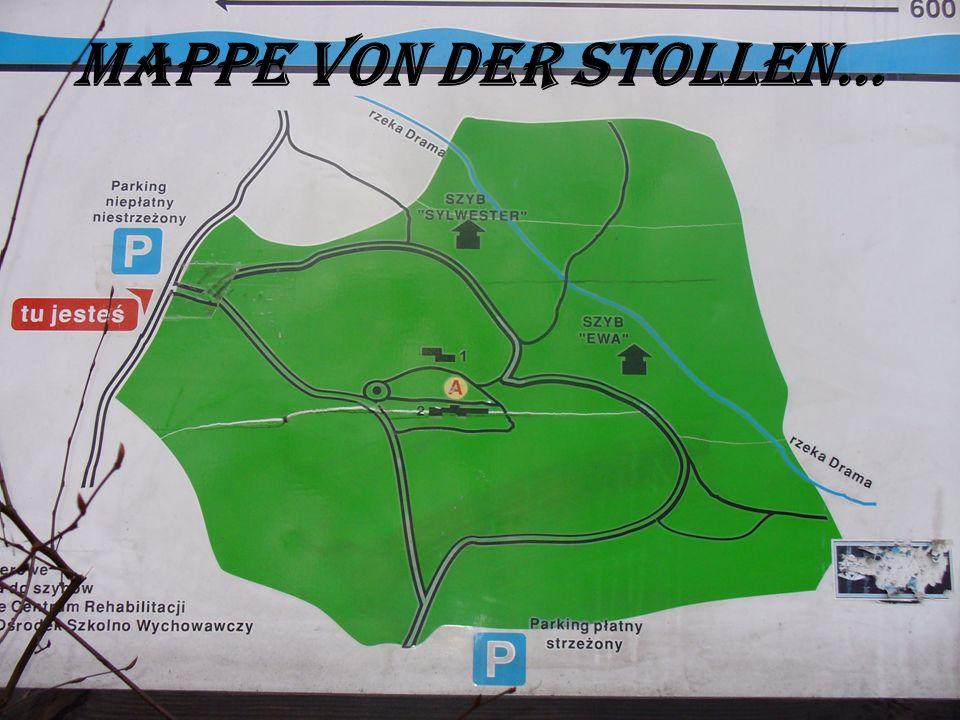 Mappe von der Stollen…