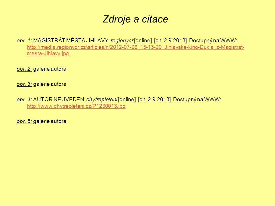 obr.1: MAGISTRÁT MĚSTA JIHLAVY. regionycr [online].