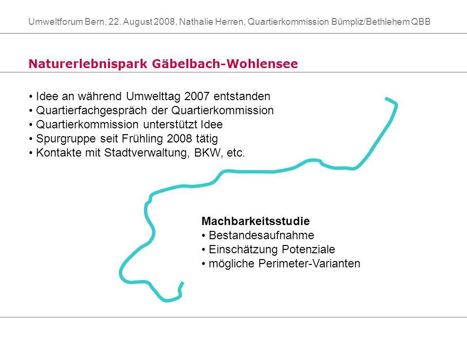Umweltforum Bern, 22.