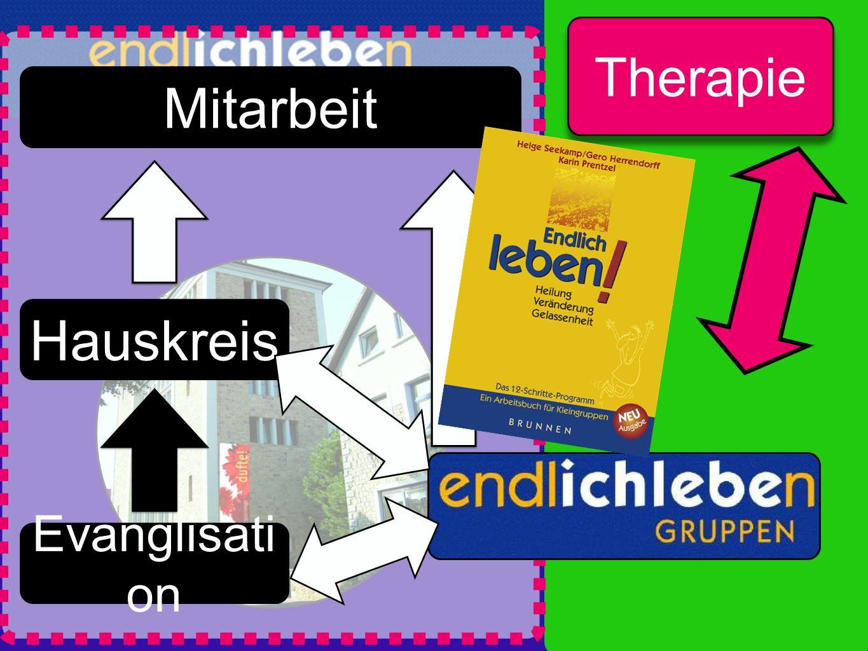 Evanglisati on Hauskreis Mitarbeit Therapie