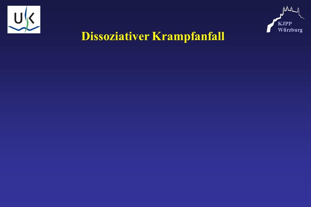 KJPP Würzburg Dissoziativer Krampfanfall