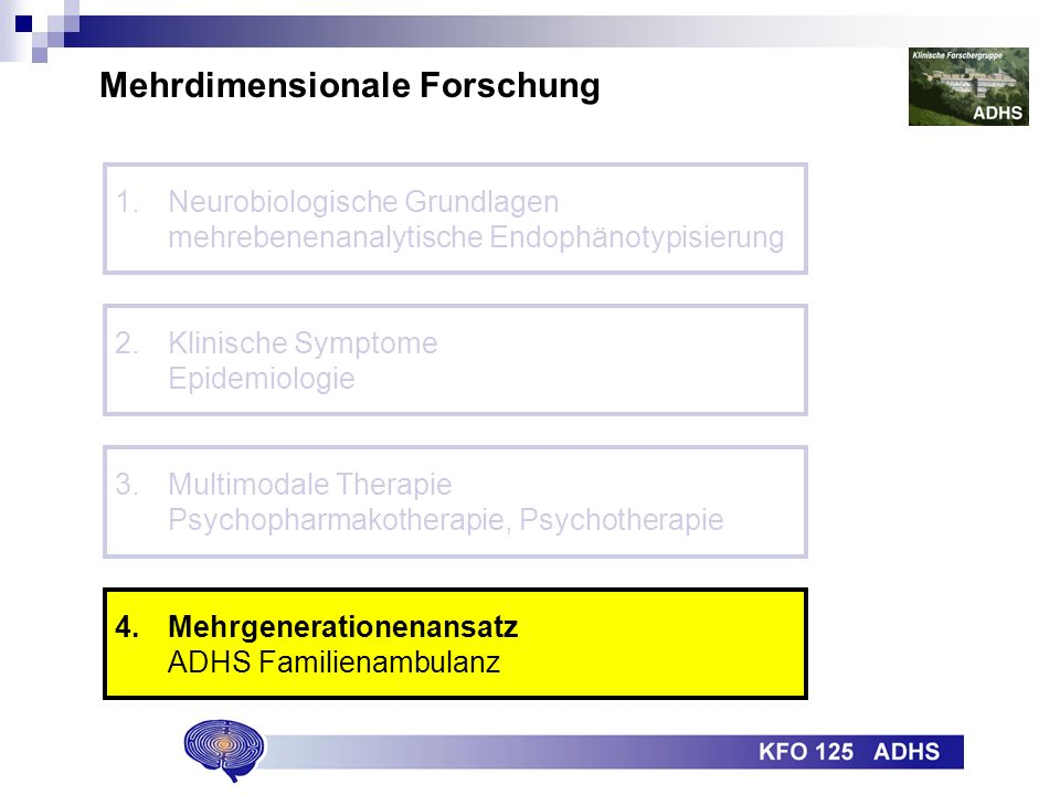 Mehrdimensionale Forschung 1.