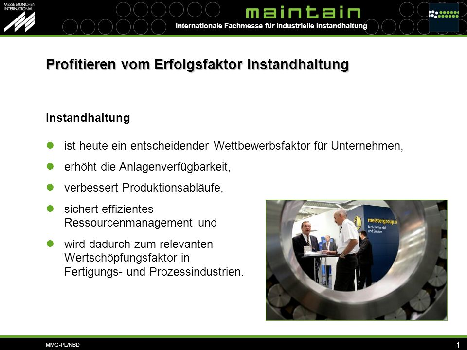 12 www.oils-and-fats.com Termin und Platzierung 20.