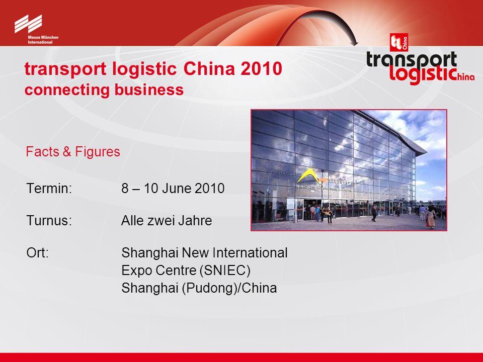 Organisationsstruktur Organisatoren Messe München International Munich Trade Fairs (Shanghai) Co., Ltd.