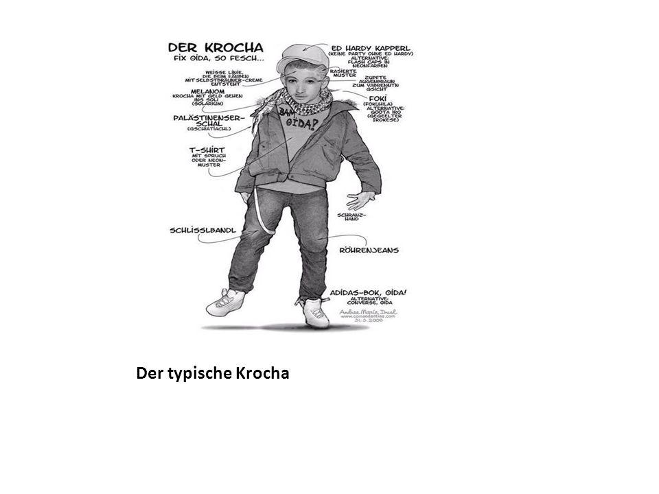 Der typische Krocha