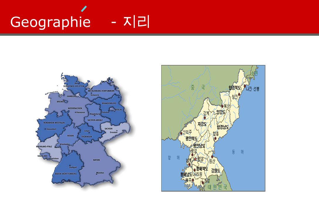 Geographie -