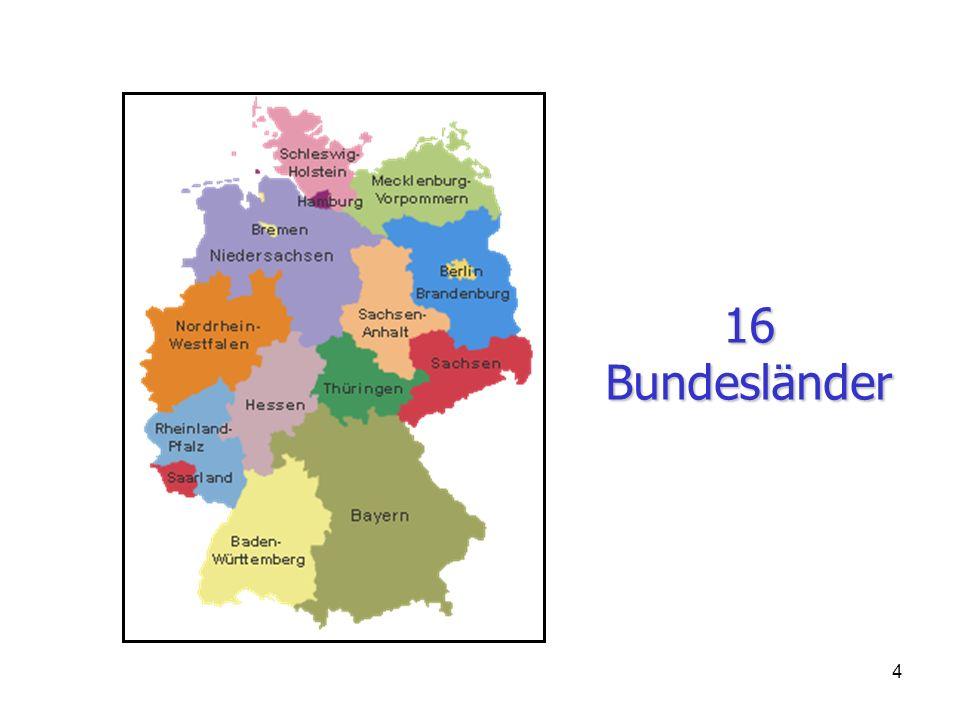 4 16 Bundesländer