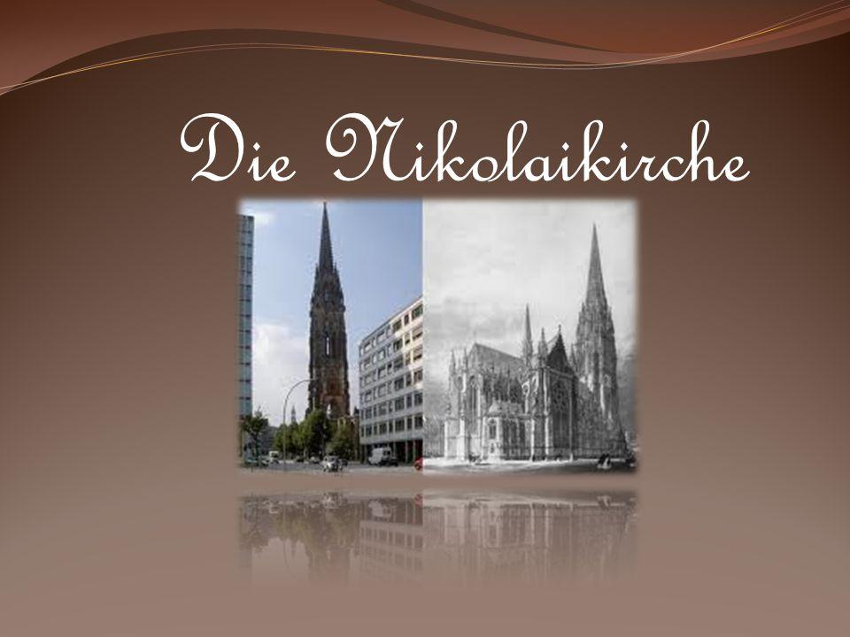 Die Nikolaikirche ist der Ausgangspunkt der Wiedervereinigung 1989.