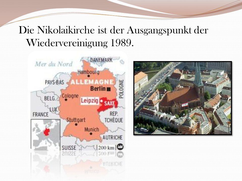 Das Volk von Ost Deutschland ist unzufrieden.